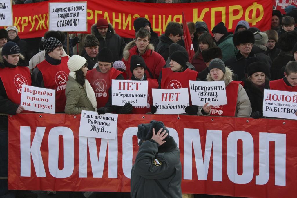 Russland und die Sowjetzeiten
