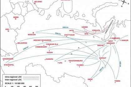 Arbeitsmobilität steigt: Fernpendeln in Russland
