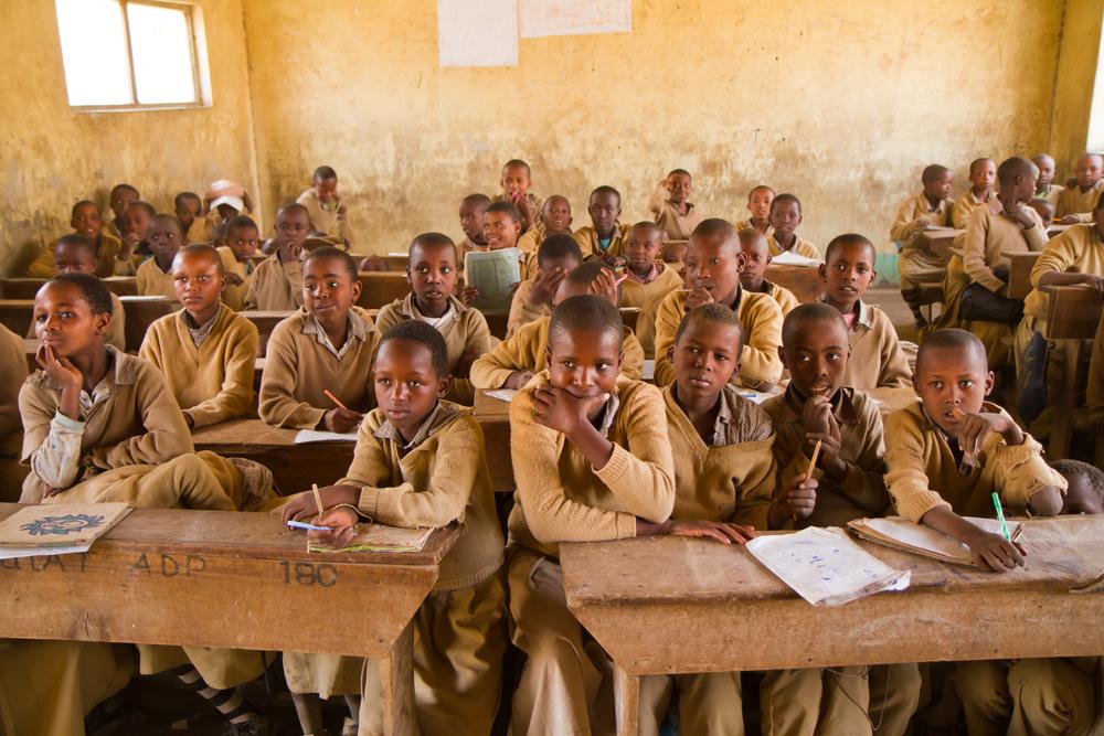 """""""Die Entwicklungshilfe muss gezielt in Basisbildung und Basisgesundheit investieren. Damit befähigt man die Menschen, ihr eigenes Schicksal in die Hand zu nehmen."""""""