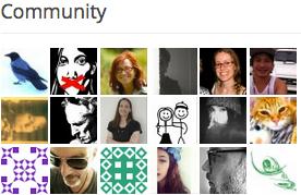 Ein Blog als Drehscheibe für den Austausch zwischen KünstlerInnen und Kunstinteressierten. Innerhalb eines Jahres ist ein Netzwerk von 800 Personen entstanden.