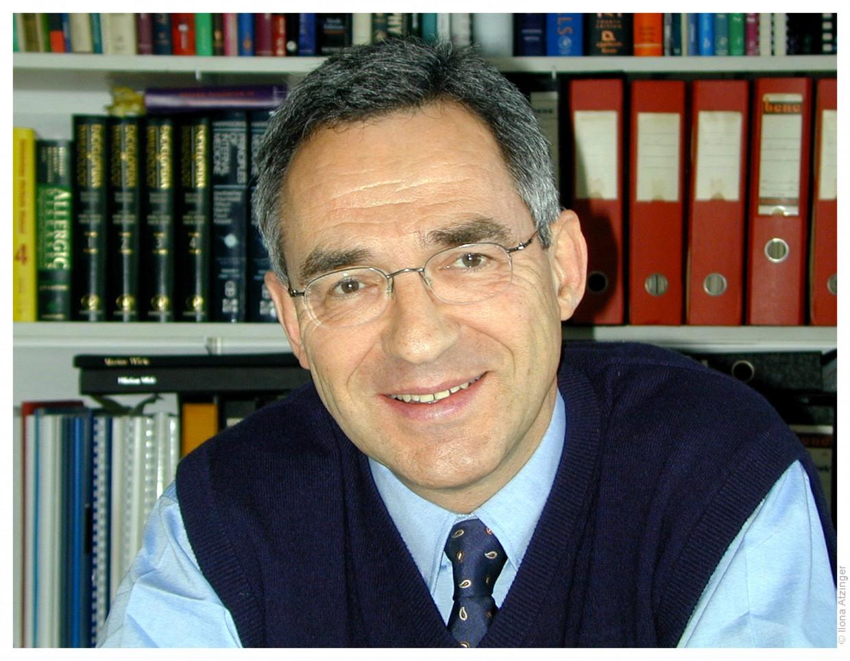 Georg Wick, ehemaliger Präsident des FWF, fordert mehr Geld für die Grundlagenforschung und mehr Verständnis seitens der Politik.
