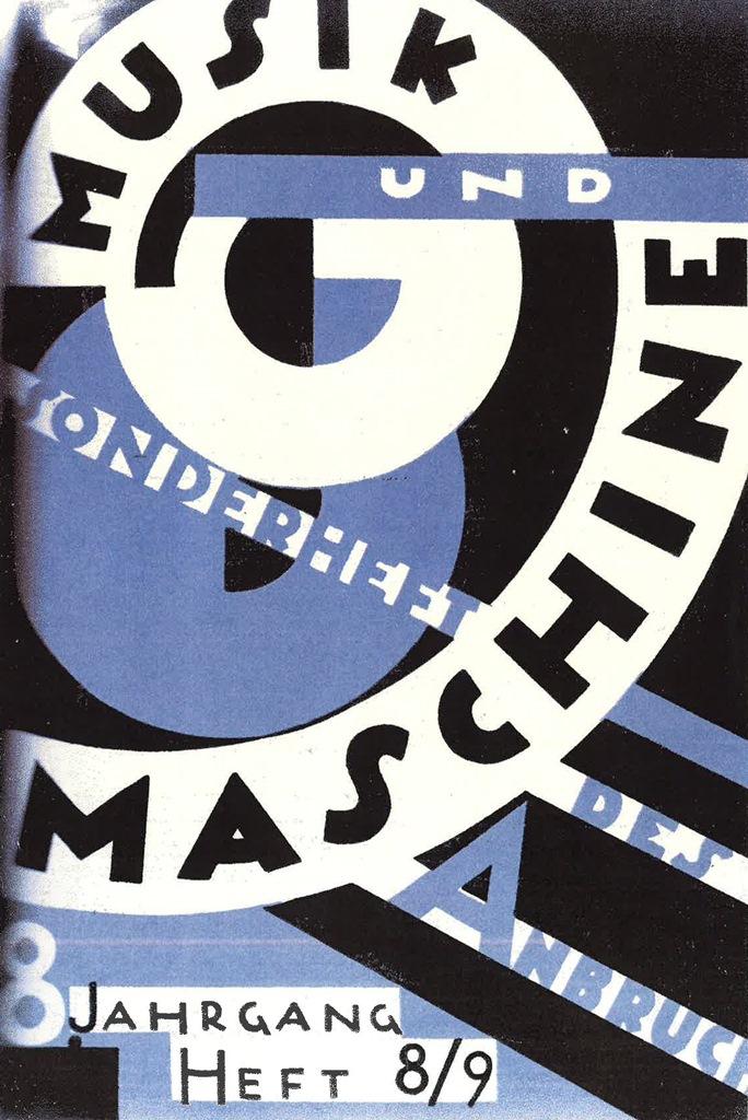 """Musikblätter des Anbruch"", Jahrgang 1926/Heft 8-9"
