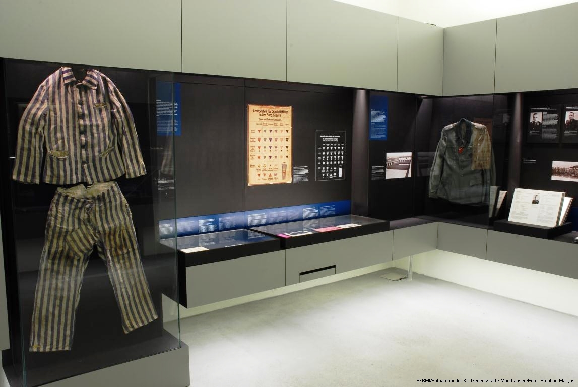 Original items play a central role in the exhibition.