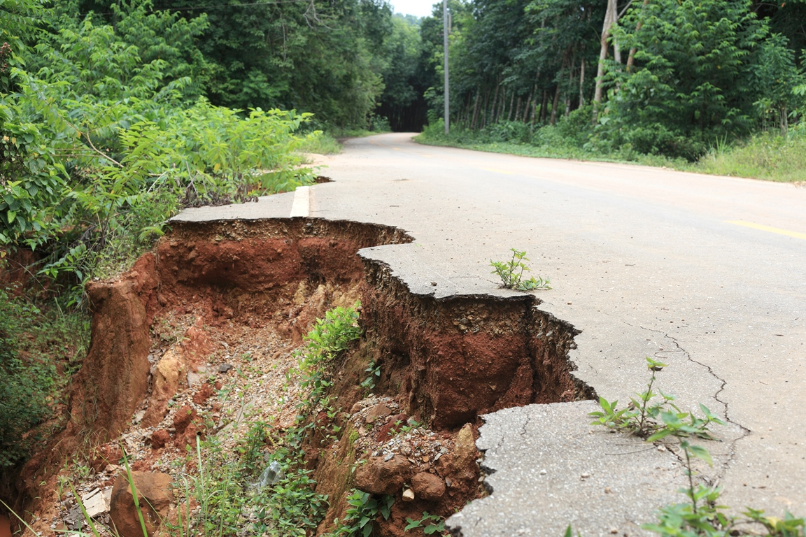 Potentially hazardous slopes and landslides can be identified better in future.