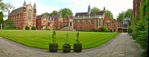University of Cambridge, Selwyn College