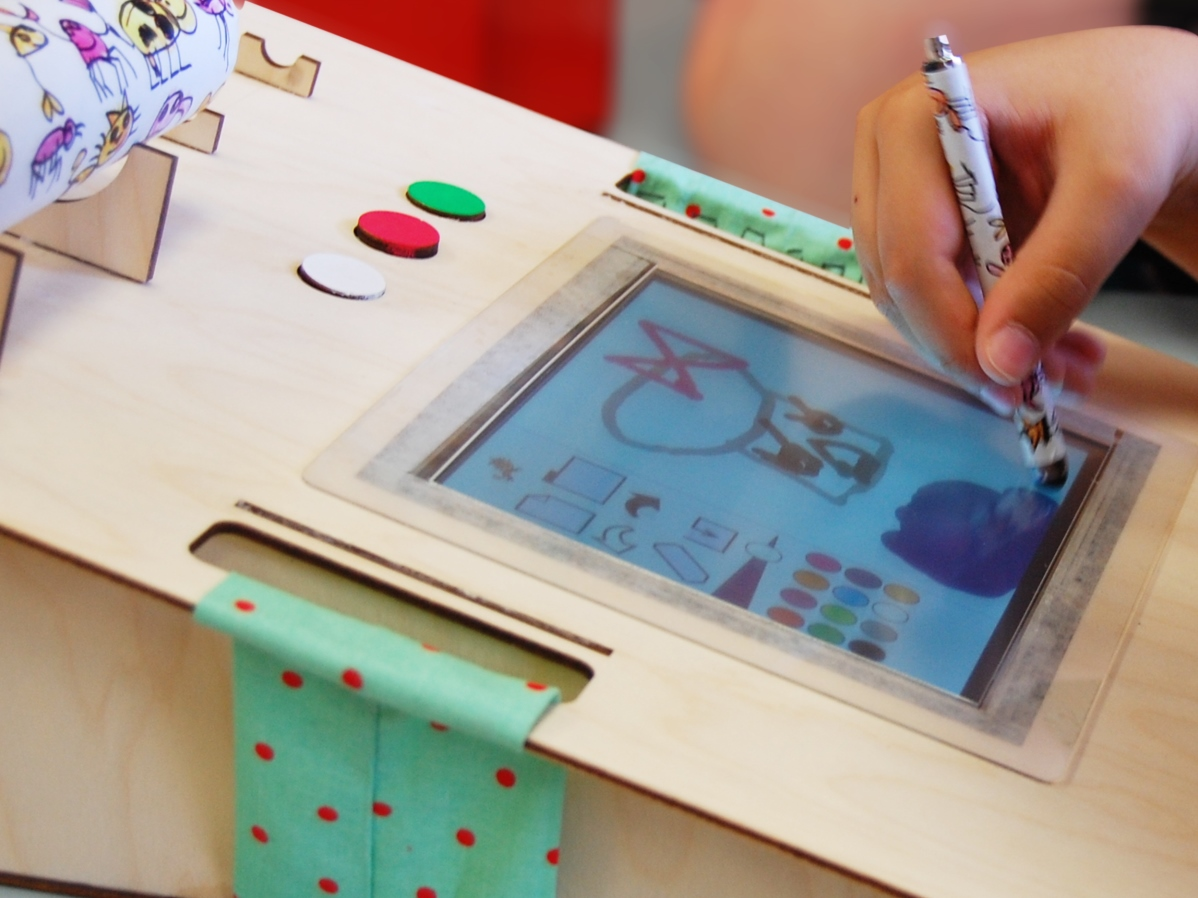 Smart objects for people with autism